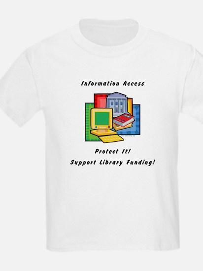 Information Access T-Shirt