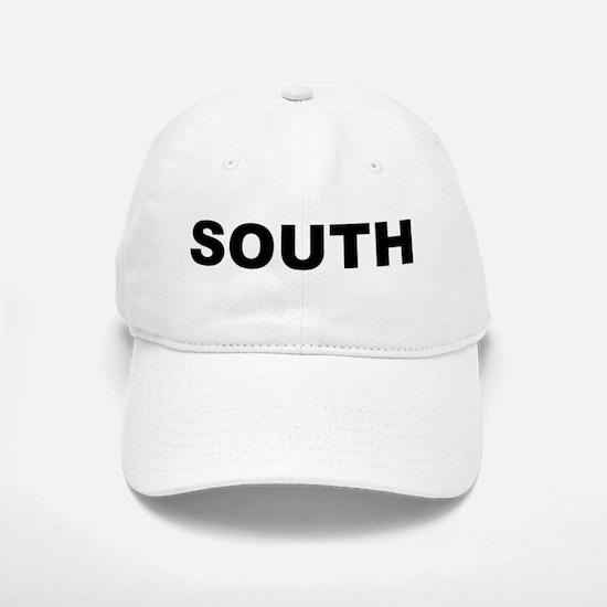 South Baseball Baseball Cap