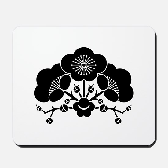 Various plum blossoms Mousepad