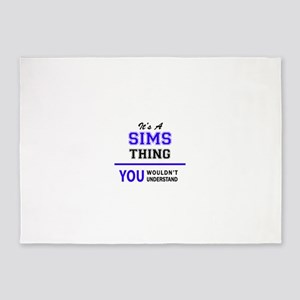 SIMS thing, you wouldn't understand 5'x7'Area Rug