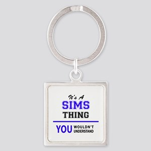 SIMS thing, you wouldn't understand! Keychains