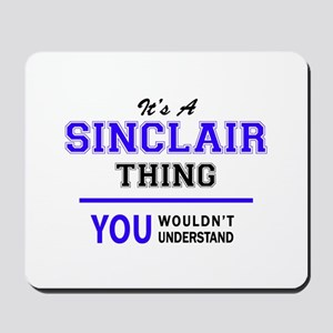 SINGH thing, you wouldn't understand! Mousepad
