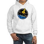 ISS STS-120 Mission Hooded Sweatshirt