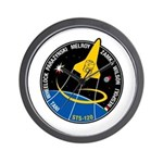 ISS STS-120 Mission Wall Clock