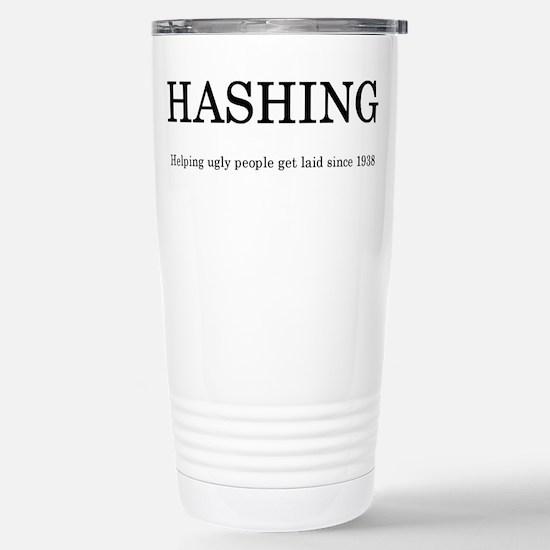Hashing Since 1938 Mugs