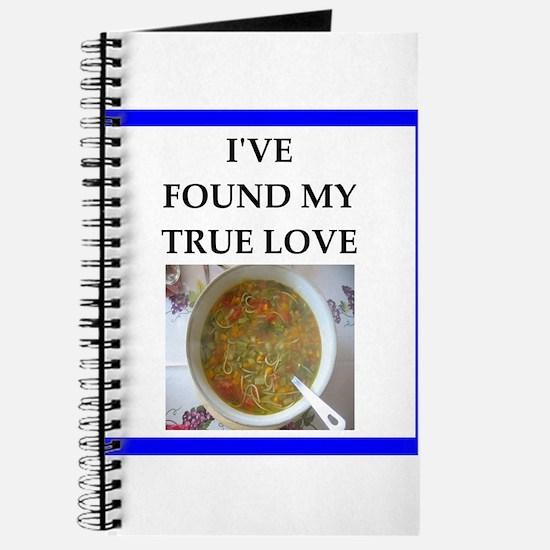 minestrone Journal