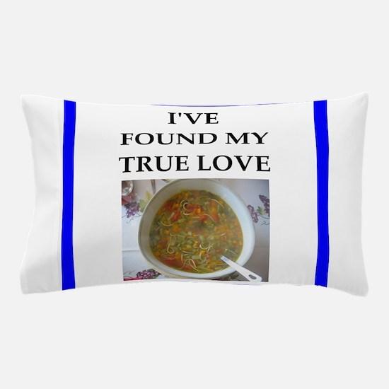 minestrone Pillow Case