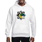 NASA STS-122 Hooded Sweatshirt