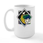 NASA STS-122 Large Mug