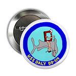 USS Daly (DD 519) Button