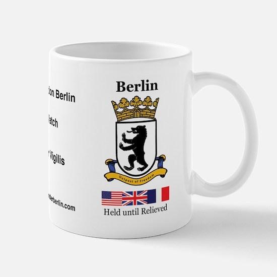 Field Station Berlin Large Mugs