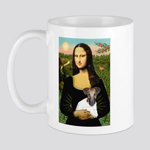 Mona & Fox Terrier Mug