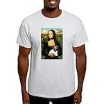 Mona & Fox Terrier Light T-Shirt