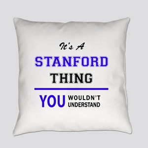 STANFORD thing, you wouldn't under Everyday Pillow
