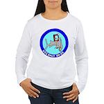 USS Daly (DD 519) Women's Long Sleeve T-Shirt
