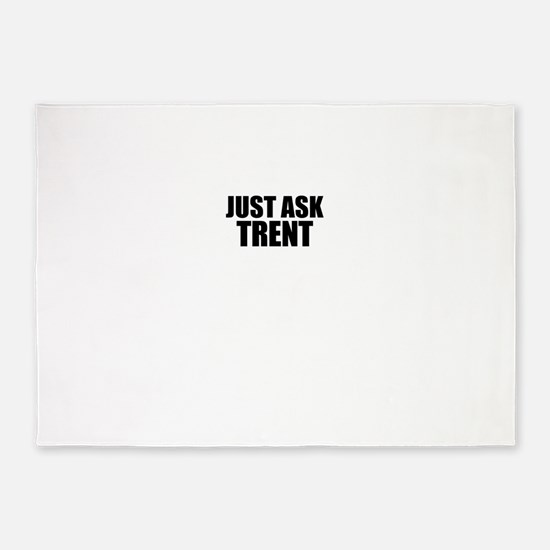 Just ask TRENT 5'x7'Area Rug