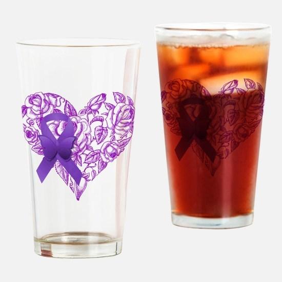 Cute Epilepsy Drinking Glass