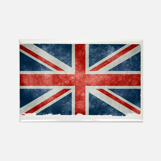 Unique Anglophile Rectangle Magnet
