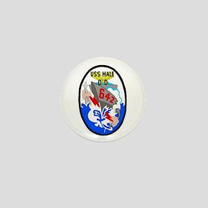 USS Hale (DD 642) Mini Button