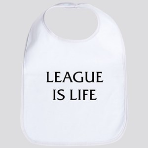 League Is Life Bib