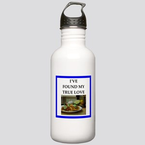 nacho Water Bottle