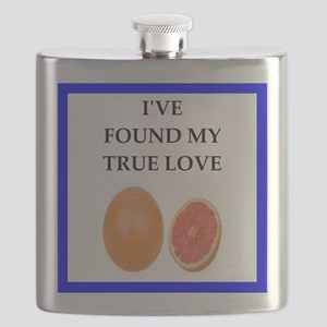 grapefruit Flask