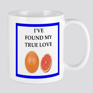 grapefruit Mugs