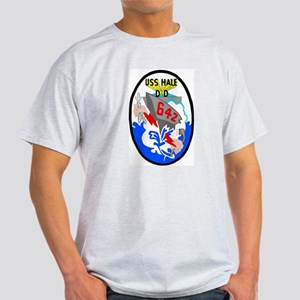 USS Hale (DD 642) Light T-Shirt