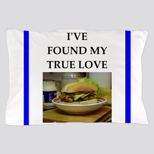 po boy Pillow Case