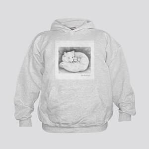 Square-sign-Arctic Fox Family Sweatshirt