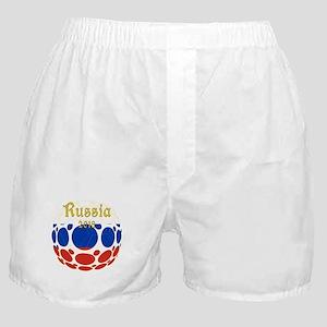 Russia 2018 Boxer Shorts