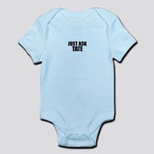 Just ask TATE Body Suit