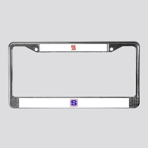 Incredible 2014 Limited Editio License Plate Frame