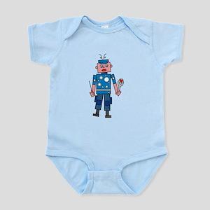 Robot man Body Suit