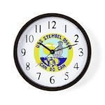 USS Stembel (DD 644) Wall Clock