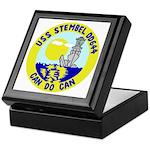 USS Stembel (DD 644) Keepsake Box