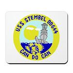 USS Stembel (DD 644) Mousepad