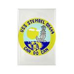USS Stembel (DD 644) Rectangle Magnet (100 pack)