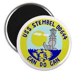 "USS Stembel (DD 644) 2.25"" Magnet (100 pack)"