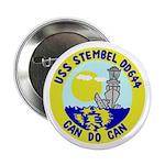 USS Stembel (DD 644) Button