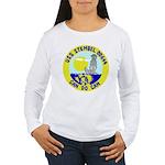 USS Stembel (DD 644) Women's Long Sleeve T-Shirt