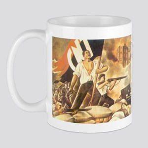 Anarchist Hero Mug