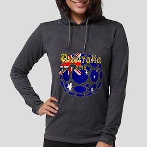 Australia World Cup 2018 Long Sleeve T-Shirt