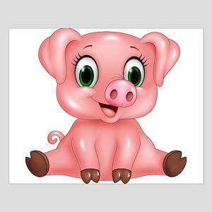 Piggie Poster Design