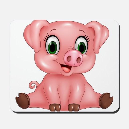 Piggie Mousepad