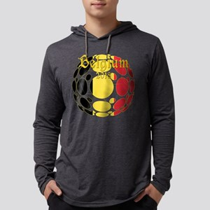 Belgium 2018 World Cup Long Sleeve T-Shirt