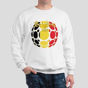Belgium 2018 World Cup Sweatshirt