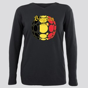 Belgium 2018 World Cup T-Shirt