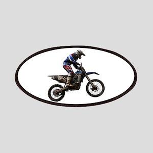 Motocross jump Patch