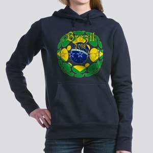 Brazil 2018 World Cup Sweatshirt